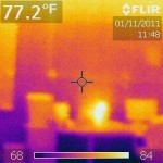 Picture of thermal imaging 003