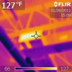 Picture of thermal imaging 008