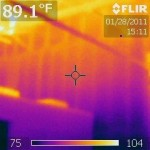 Picture of thermal imaging 010