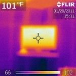 Picture of thermal imaging 011