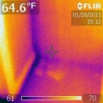 Picture of thermal imaging 012